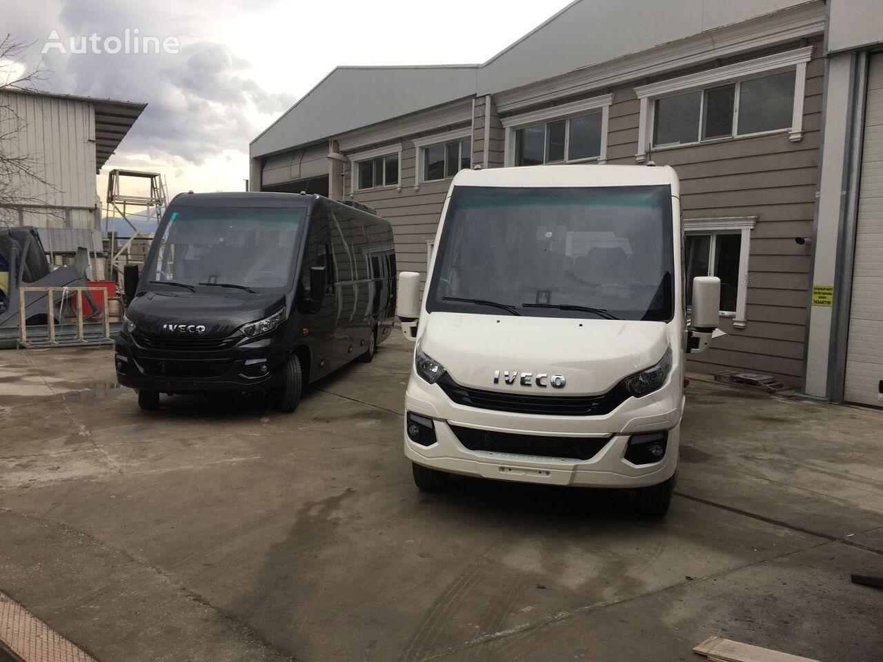 новый пассажирский микроавтобус IVECO Daily 70C18