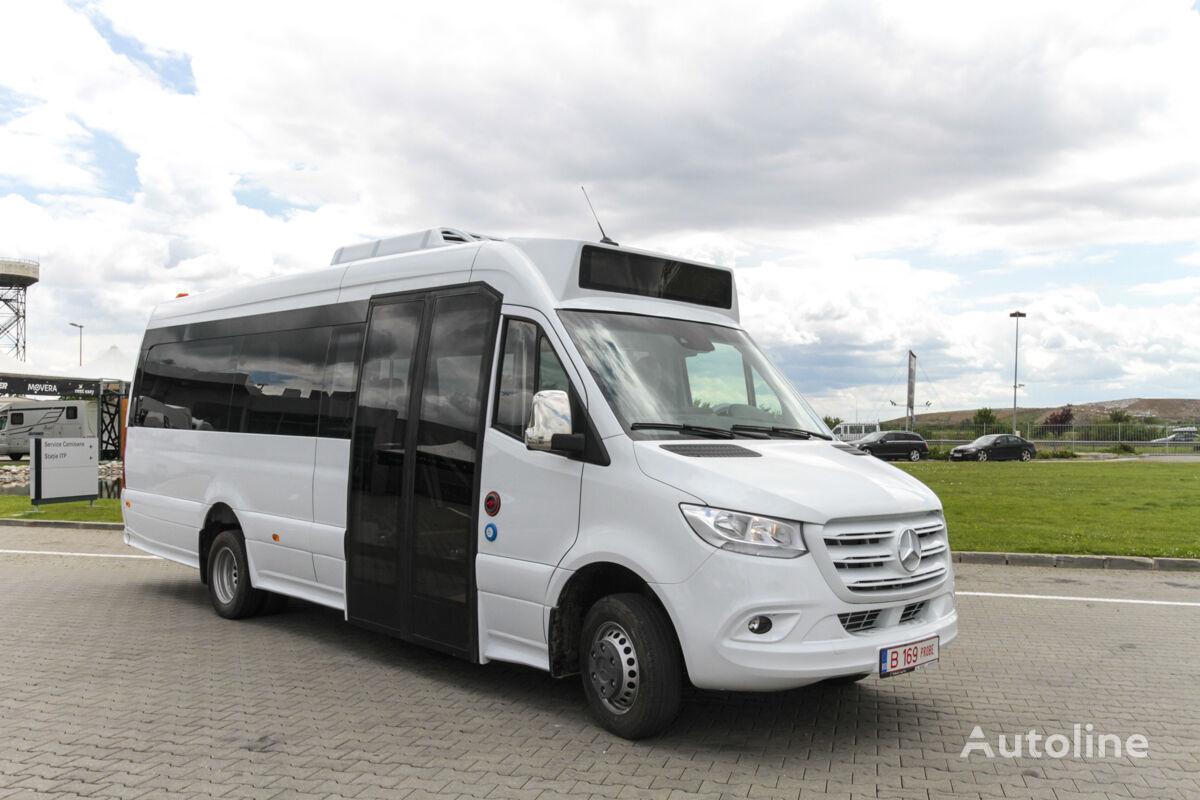 новый пассажирский микроавтобус MERCEDES-BENZ 519 *coc 5500kg* 15seats +14standing+1driver