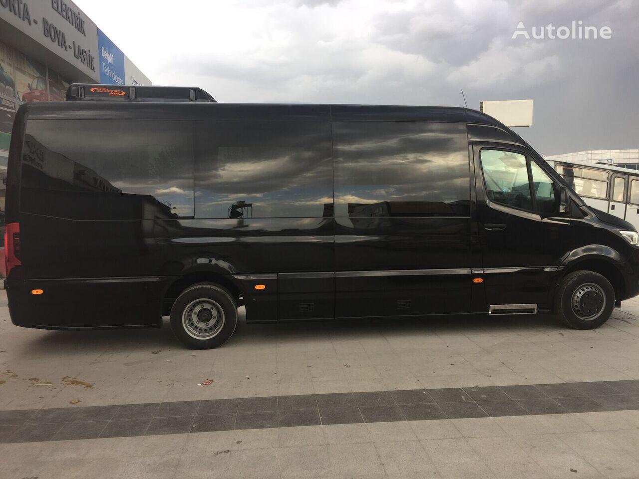 новый пассажирский микроавтобус MERCEDES-BENZ Sprinter 519