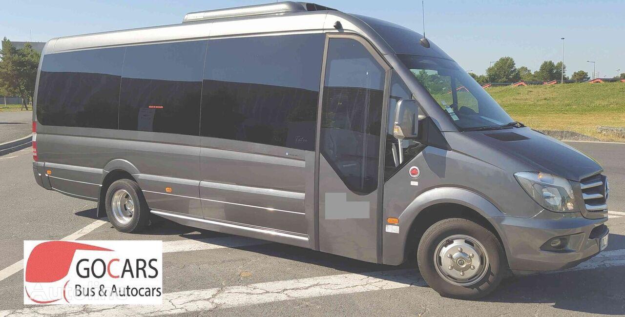 пассажирский микроавтобус MERCEDES-BENZ Sprinter 519 CDi Vip integralia 16+1