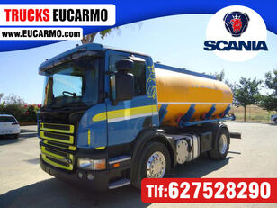 автоцистерна SCANIA P 320