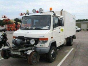 автофургон MERCEDES-BENZ 4x4 VARIO Schörling RAIL Two Way SchienenSERVICE