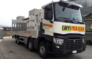 бортовой грузовик RENAULT C460