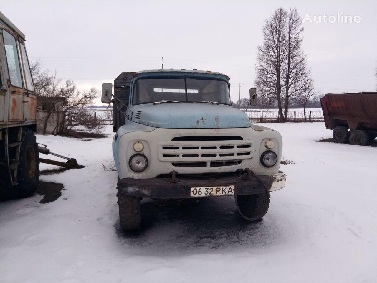 бортовой грузовик ЗИЛ 431412