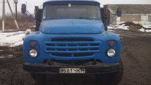 бортовой грузовик ЗИЛ 554