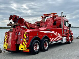эвакуатор SCANIA r420