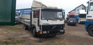 грузовик платформа VOLVO FL6/ SPRING SUSPENSION, MANUAL, EURO 2