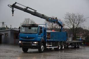 грузовик платформа RENAULT Kerax 430 / 2012 /