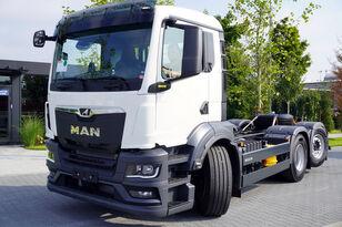 новый грузовик шасси MAN TGS 26.430 6x2-4 LL CH / EURO 6D / FACTORY NEW / NEW MODEL