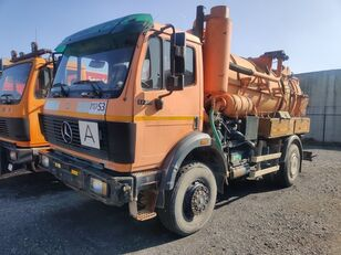 грузовик шасси MERCEDES-BENZ SK 1729 AK 4X4 Fahrgestell / Chassis-cab / Cabine chassis