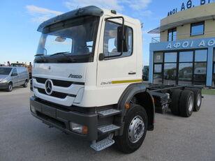 грузовик шасси MERCEDES-BENZ 2628 6x4 ATEGO