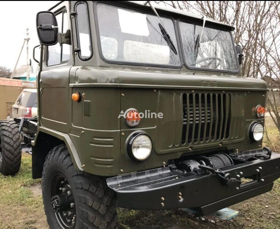 грузовик шасси ГАЗ 66