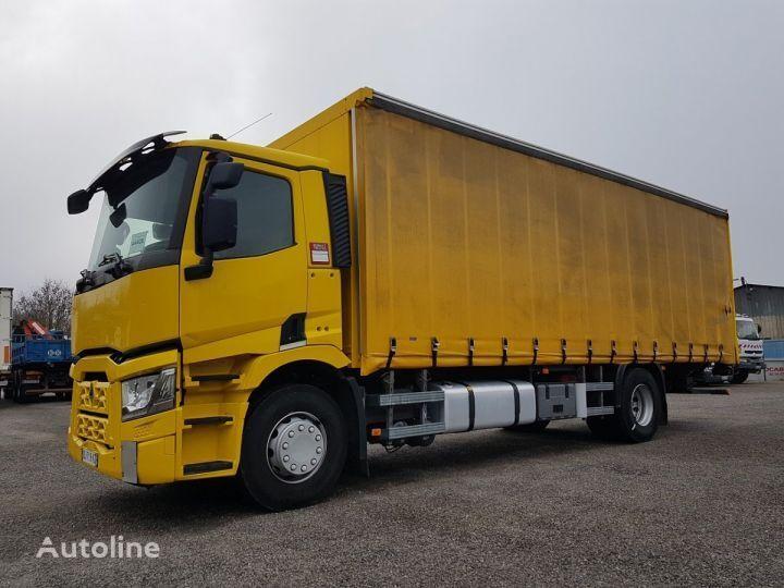 грузовик штора RENAULT T 460.19