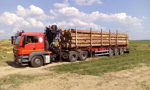 лесовоз MAN TGS 26.480 6x4 BB