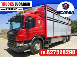 скотовоз SCANIA P 380