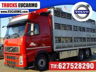 скотовоз VOLVO FH13 400