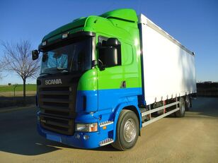 тентованный грузовик SCANIA R 400