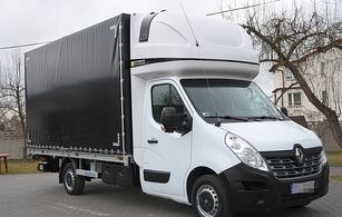 тентованный грузовик RENAULT *Master*9 palet*2.3 170km*ENERGY*Burto-Plandeka* ZNAKOMITY STAN!