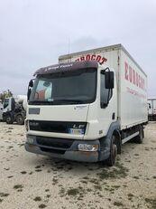 торговый грузовик DAF motrice 2 assi furgone sponda