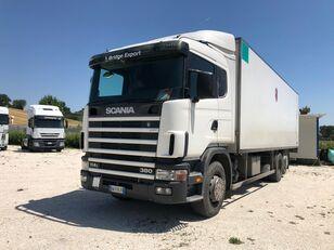 торговый грузовик SCANIA R114 380 motrice 3 assi