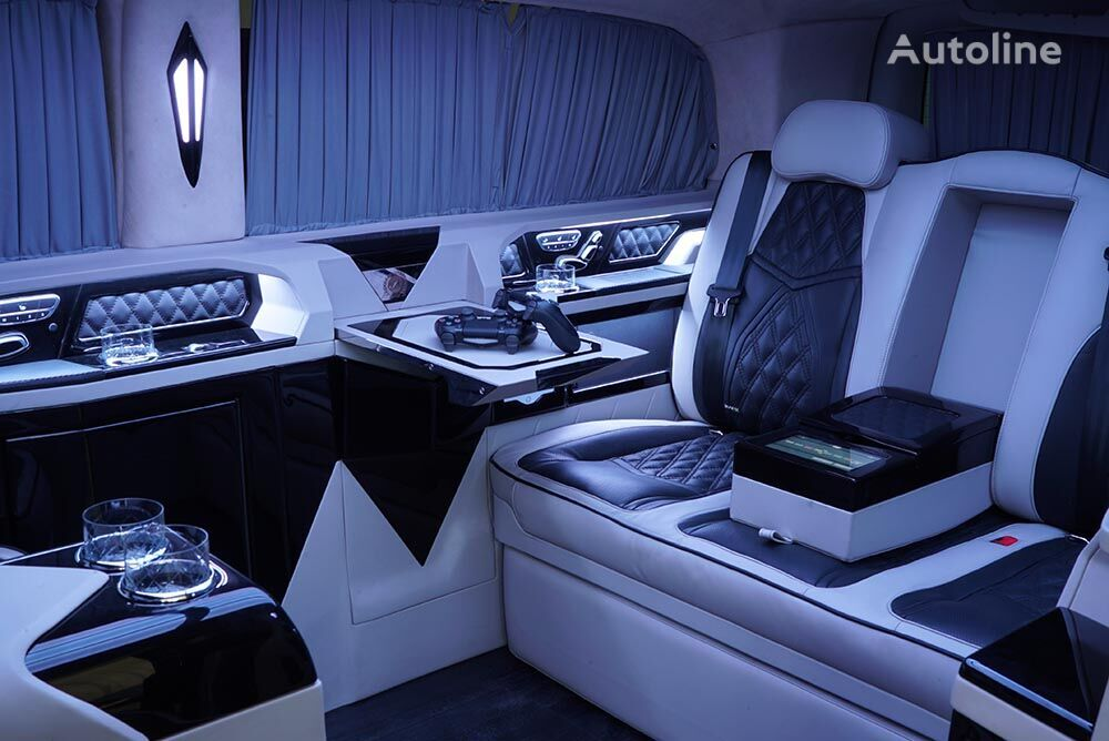 новый пассажирский микроавтобус MERCEDES-BENZ ERDUMAN ® | VIP VITO DeLuxe | CUSTOM