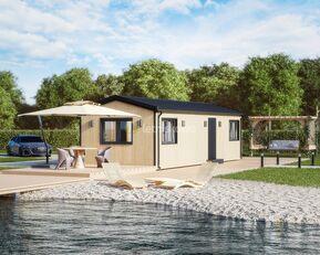 новый мобильный дом Neuheit - Mobilheim BAVARIA -40 qm