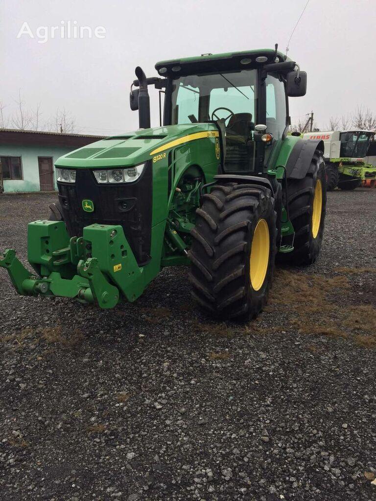 трактор колесный JOHN DEERE 8320 R