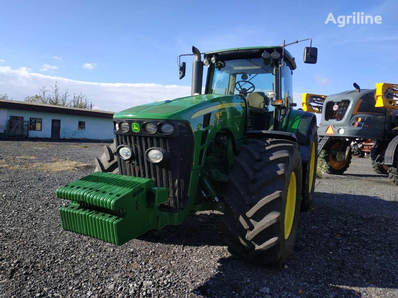 трактор колесный JOHN DEERE 8430 в наявності 2 одиниці