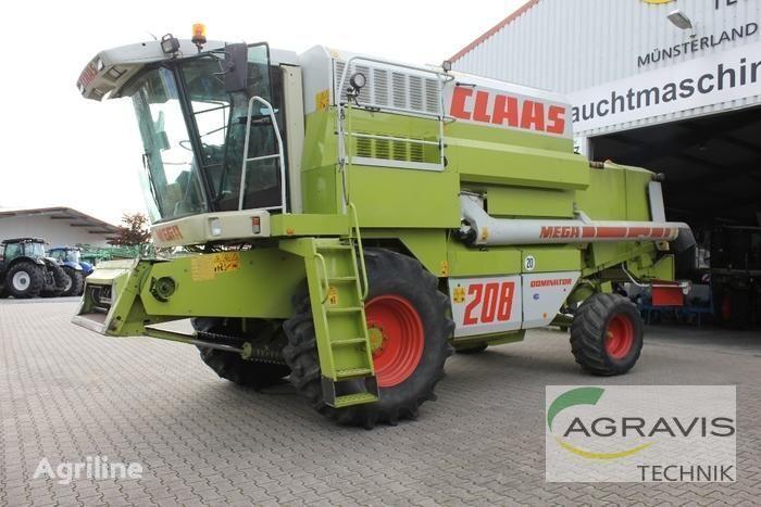 зерноуборочный комбайн CLAAS Mega 208