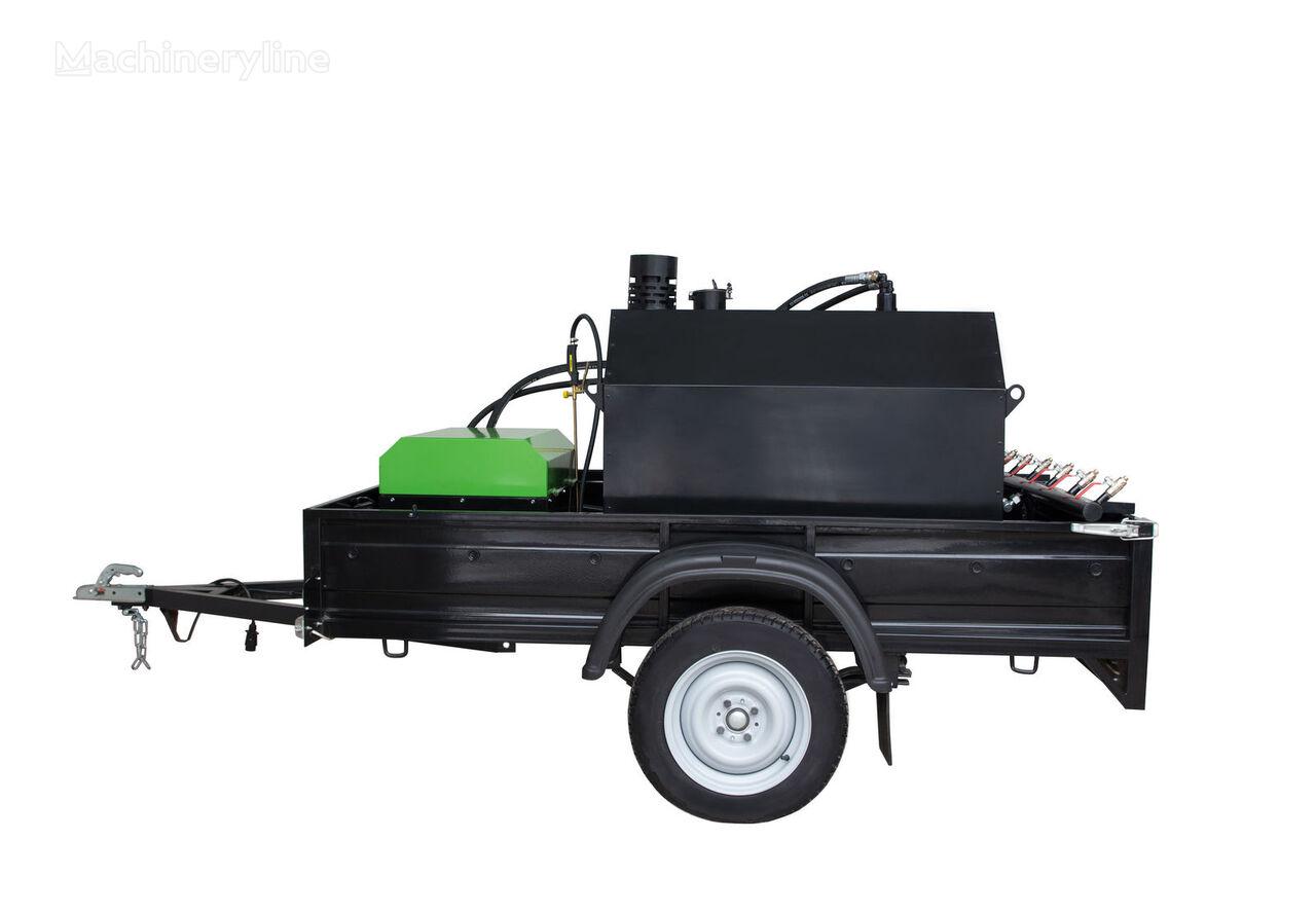 новый автогудронатор Bitumen Sprayer BS-500