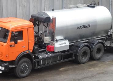 новый автогудронатор MASSENZA