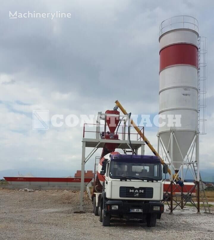 новый бетонный завод CONSTMACH DRY MIX CONCRETE BATCHING PLANT OF HIGH PRODUCTIVITY