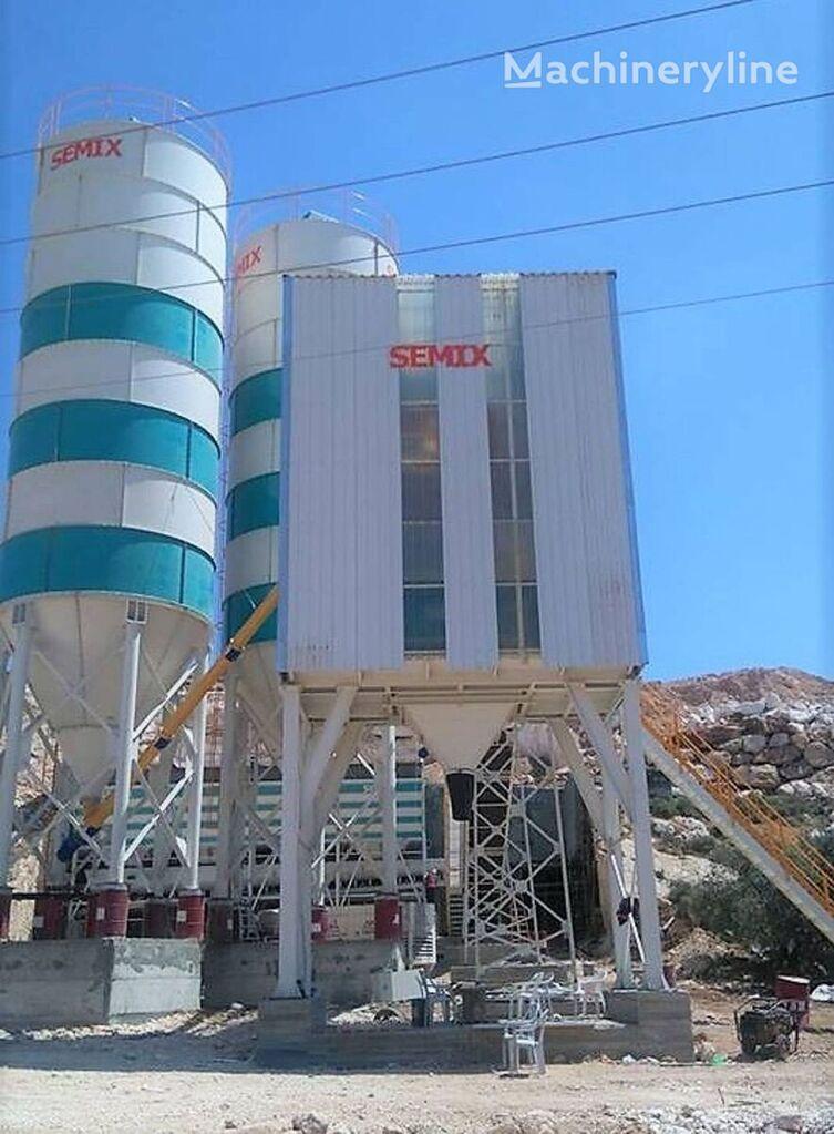 новый бетонный завод SEMIX  130 m³/Std