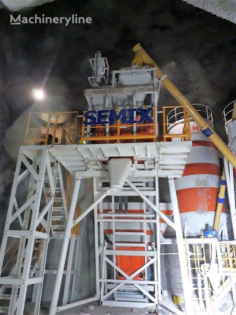 новый бетонный завод SEMIX Compact 60 SEMIX COMPACT CONCRETE BATCHING PLANTS 60 m³/h
