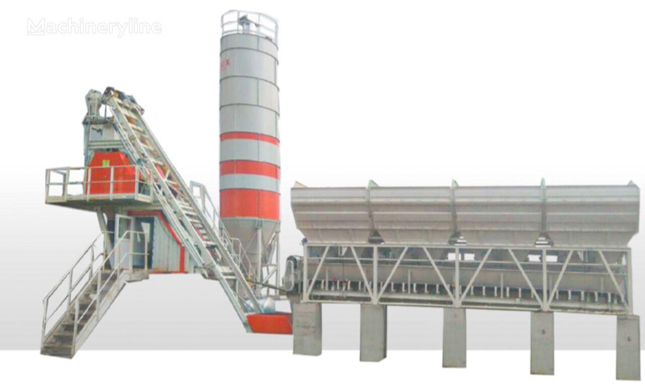 новый бетонный завод SEMIX Kompakt 60 KOMPAKTE BETONMISCHANLAGEN 60 m³/Std