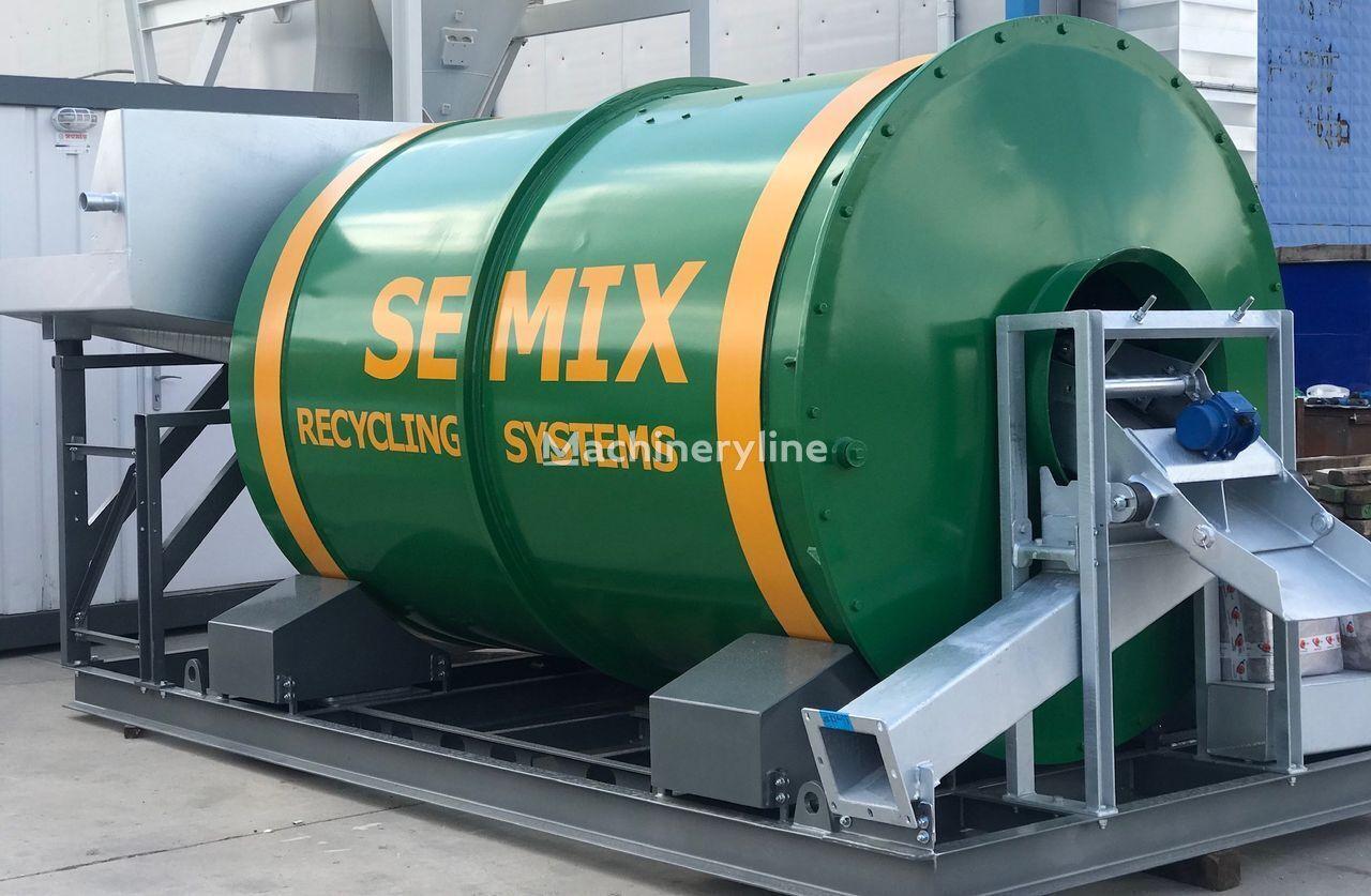 новая бетономешалка SEMIX  BETONRECYCLER SMRC 15