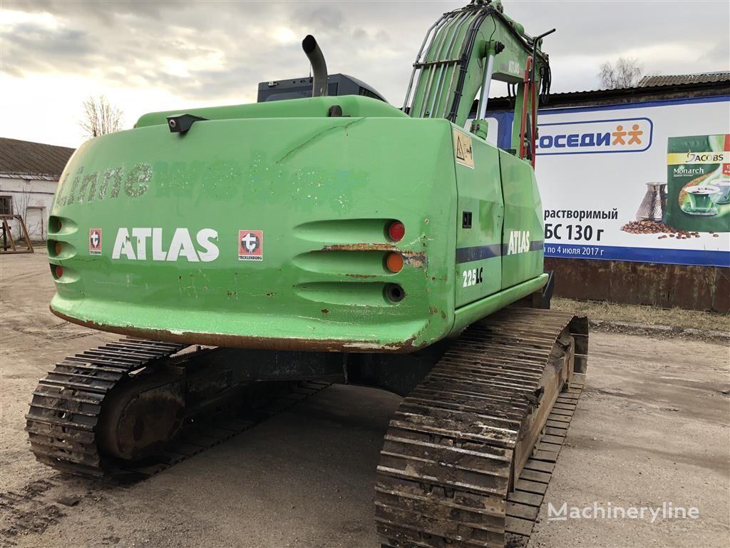 гусеничный экскаватор ATLAS 225LC