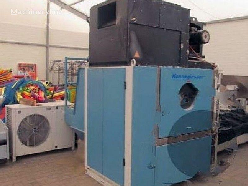 промышленное оборудование Kannegiesser Powerdry drying system