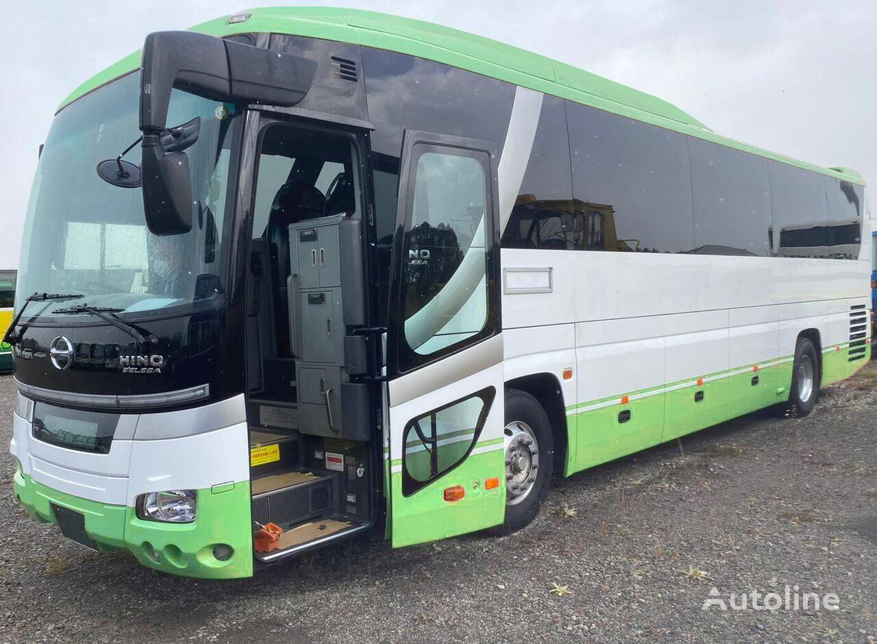 туристический автобус HINO SELEGA H22