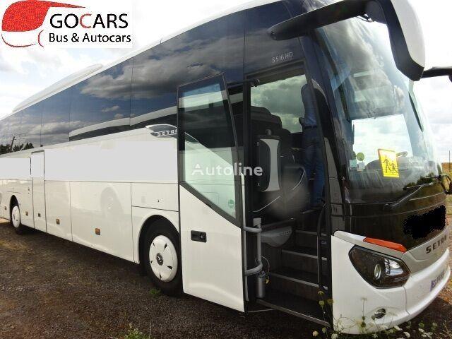 туристический автобус SETRA 516 hd 40+1+1 vip**** 380 000 KM ORIGINAL