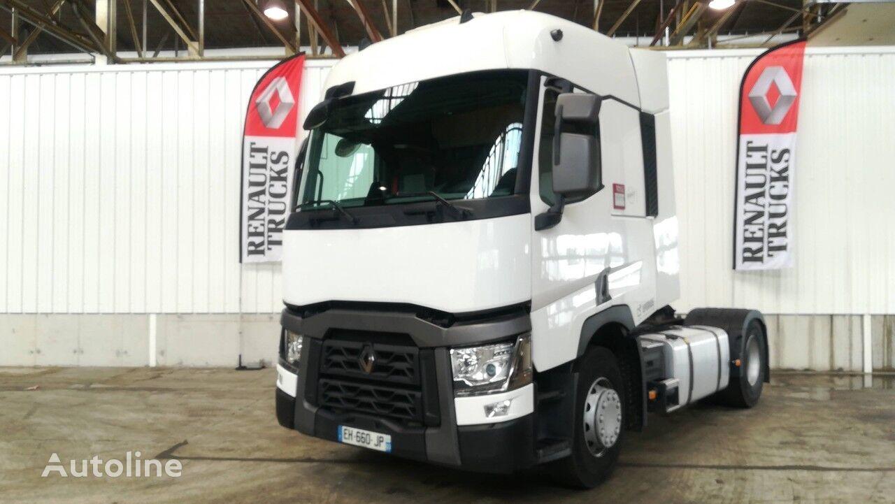 тягач RENAULT Trucks T 480 13L 2017 QUALITY RENAULT TRUCKS FRANCE