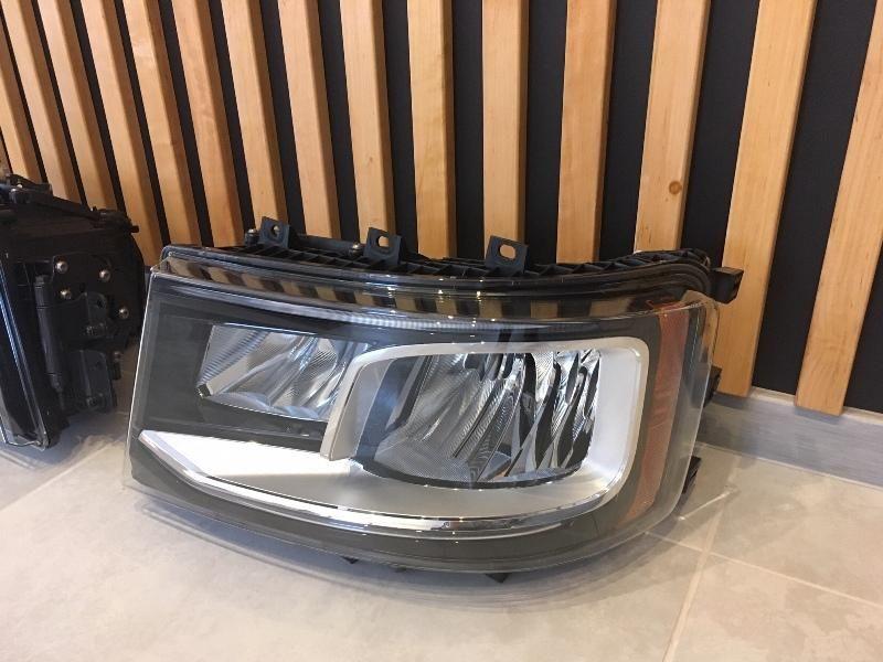 фара SCANIA headlight S line EURO 6, lamps для тягача SCANIA R, P, G series
