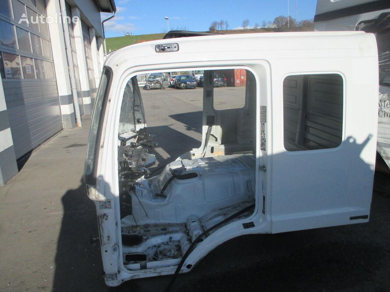 кабина 6zylinder lang для грузовика MERCEDES-BENZ Atego после аварии