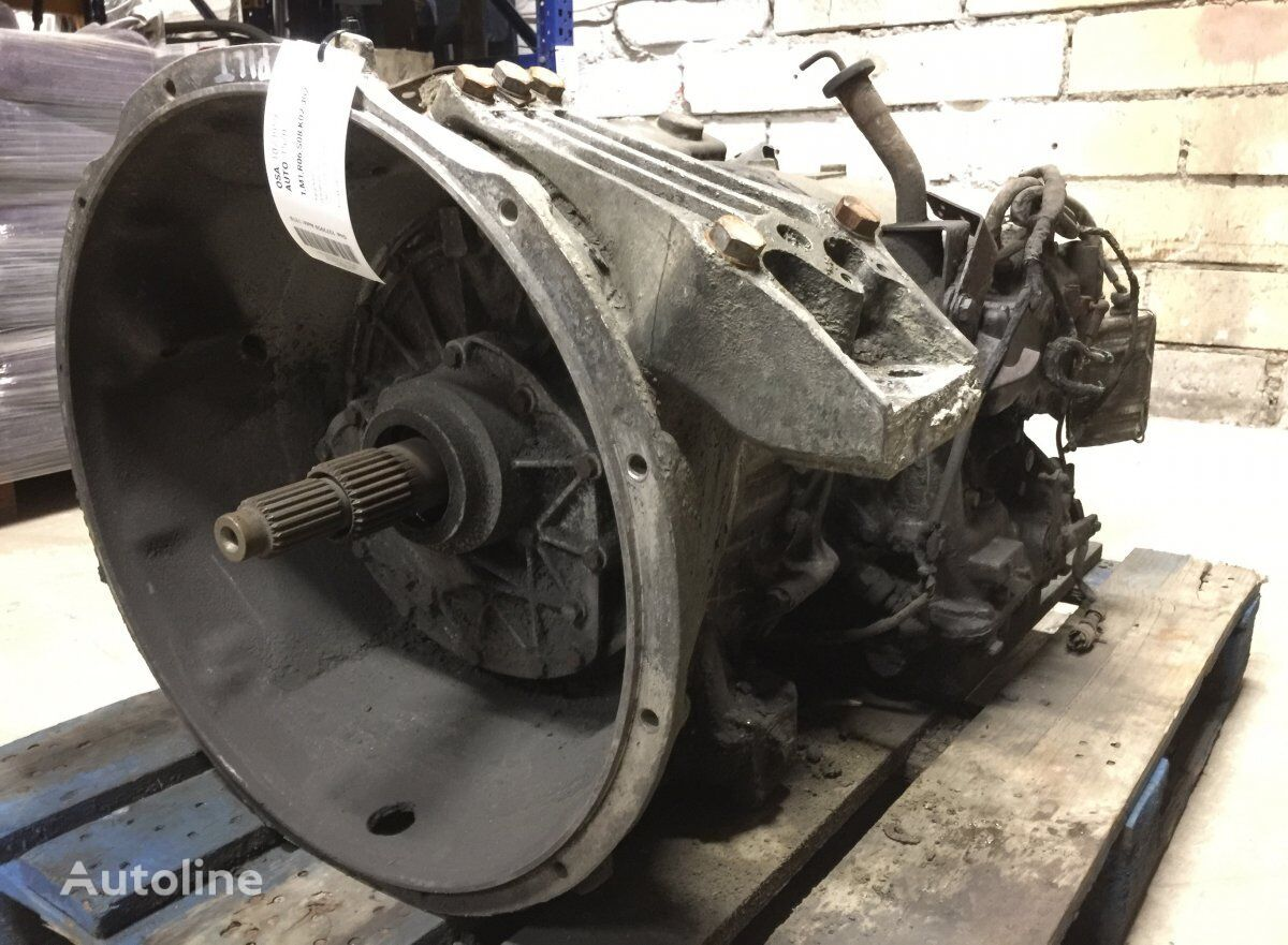 КПП Gearbox (A3962700101) для автобуса MERCEDES-BENZ LP/O302-317/OH/OF//LK/LN2 bus (1963-1992)