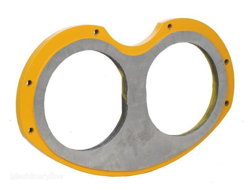 очковая плита PUTZMEISTER Gözlük Plaka Ergonik (Spectacle Wear Plate) для автобетононасоса
