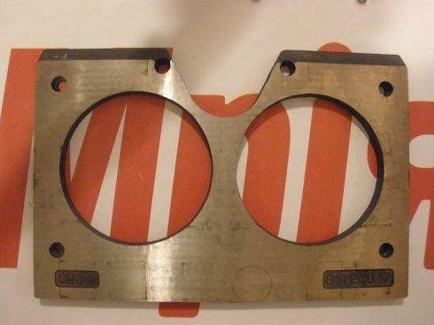 новая очковая плита Износостойкие (плиты трения) MECBO для автобетононасоса
