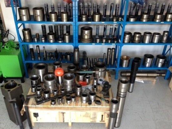 Repuestos hidraulicos